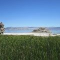 We hang out for a bit and enjoy the views of Mono Lake