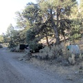 It's a fresh and cool morning here at Desert Creek Campground, Nevada
