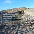 Maybe all this fencing is intended to keep the wild burros out here from contaminating the spring water
