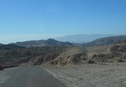 I bypass Tecopa Hot Springs and begin the short, scenic drive down to China Ranch date farm