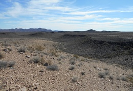 I've hiked parts of Broadwell Mesa from different sides, but never all together