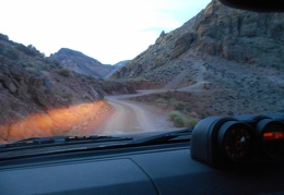 Day 3: Driving Titus Canyon, a last-minute decision