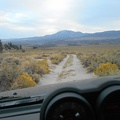 I remount the FJ and drive away toward Glass Mountain and Taylor Canyon