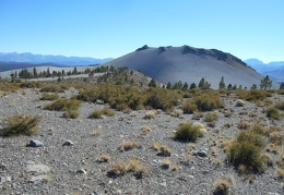 Bodie Ghost Town and Crater Mountain (Mono Craters): an October 2015 weekend