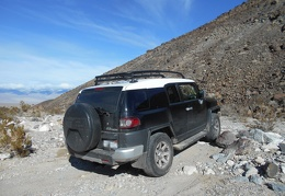 Day 6: Exploring the Nadeau Trail 4WD route with the FJ Cruiser