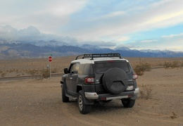 Stop—you've arrived at Panamint Valley Rd!