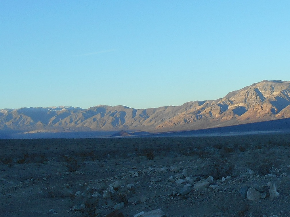 Zooming in, I see Lake Hill and Panamint Dunes on the far end of valley floor