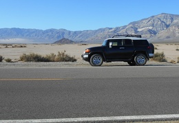 Day 1: Mid-Panamint Valley with the FJ Cruiser