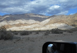 Day 8: A drive over to Panamint Valley before returning home