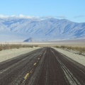 My drive up Panamint Valley Road seems to aim at pointy Lake Hill