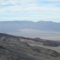 Up on that distant fan sit the Panamint Dunes