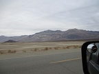 Panamint Dry Lake is predictably dry this morning