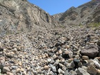 Here's a rocky section for me to walk over