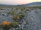 I catch a nice sunset glow over Lake Hill and Panamint Dry Lake