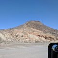 I drive past the edge of the Last Chance Range upon leaving Ubehebe Crater