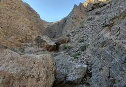 Does this side canyon lead anywhere?