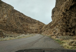 Devil's Gate is always cool to drive through