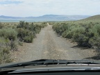 I'll drive down the road to the shores of Mono Lake