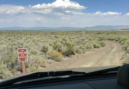 It's time to drive a few of the backroads around Mono Lake