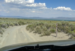 This road will take me a bit closer to Mono Lake