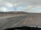 Here comes the sun, and another dust devil