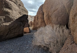 Day 1: Mud Canyon day hike, Panamint Mountains