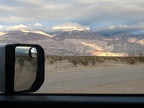 Now I'm driving up Panamint Valley Road hunting for a campsite
