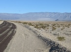 My next stop is to record the view of Lake Hill from Panamint Valley Road