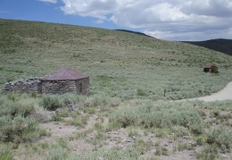 I'm going to drive right past Bodie Ghost Town today, however