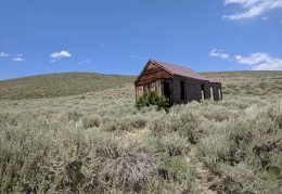 There's more down this road than just Bodie Ghost Town