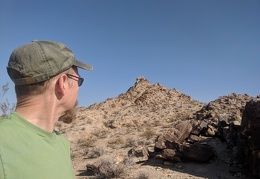 I stop at my first-ever campsite in Mojave Preserve from 20 years ago