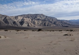 I feel compelled to look back toward Panamint Butte every now and then